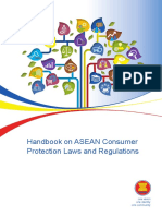 Handbook on ASEAN Consumer Protection Laws and Regulations (Fin) 6Jun18