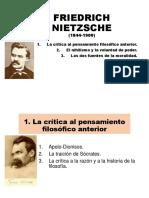 Nietzsche 2019