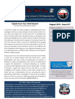 DCPU - CID Newsletter - August 2019