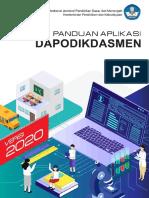 Panduan Aplikasi Dapodikdasmen Versi 2020