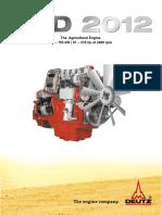 Deutz Tcd2012 Agricultural Specs