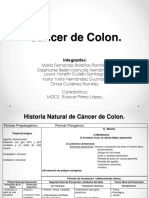 Historia Natural de Cáncer de Colon.pptx