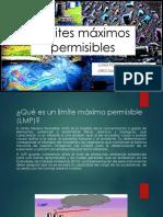 Limites Máximos Permisibles EXPO