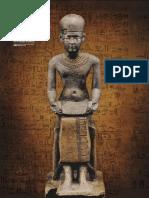 Imhotep, El Creador de La Primera Pirámide