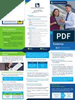 Protocolo Informativo Verificacion Externa SIN BOLIVIA