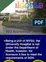 Hospital Orientation