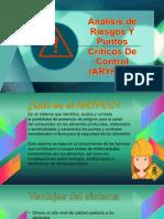 Analisis de riesgos y puntos criticos de control