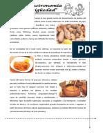 Gastronomía peruana en la antiguedad