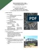 Kay Tialo Bridge May 2019 Report