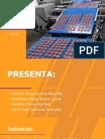Secado presentación