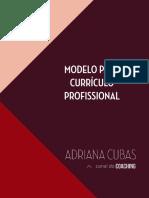 Modelo de currículos profissionais