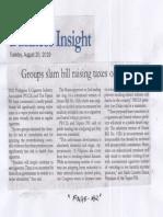 Malaya, Aug. 20, 2019, Groups slam bill raising taxes on e-cigs.pdf