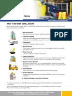 Spill Kit Instructions