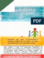 Comunidad, Promocion, Educacion y Comunicacion