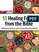 10 Healing Foods From the Bible