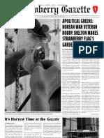 Strawberry Gazette, Issue Six