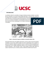 Informe 1, Ambiente y Energía