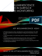 Atp Bioluminescence