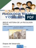 Psicología Social y Comunitaria