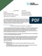 JD--Senior Software Engineer, Platform Integration
