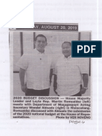Peoples Tonight, Aug. 20, 2019, 2020 Budget Discussion House Maj. Rep. Romualdez and Sec. Wendel Abisado.pdf