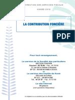 Contribution Foncière NC