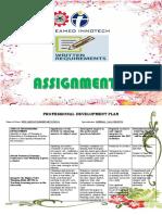 seameo assignment