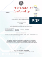 ISO 9001-2015 valid until 2020-12-11