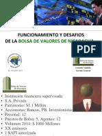Funcionamiento y Desafios de La Bolsa de Valores de Nicaragua