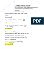 calculos viscosidad