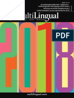 MultiLingual 2018 Ressource Directory