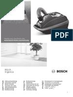 Manual Aspirator Cu Sac Bosch