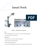 7.X ray Manuel book