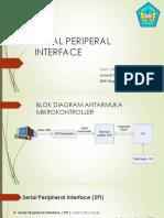 0. Serial Periperal Interface