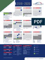 bsj year calendar