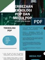 Perbezaan Teknologi Pdp Dan Media Pdp