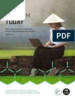Future Vietnamese Digital Economy 2019 Report