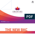 Amantra the Crown Jewel of the New Bkc