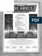 Warhammer 40k - Codex - Dark Angels