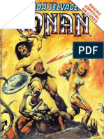 A Espada Selvagem de Conan Em Cores #02