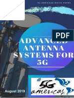 5G Americas Advanced Antenna Systems for 5G White Paper