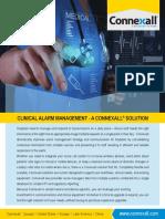 Clinical Alarms Data Sheet Dec 2014