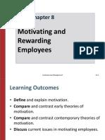 8.Motivating and Rewarding Employees