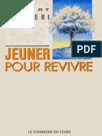 Mosséri Albert - Jeuner Pour Revivre
