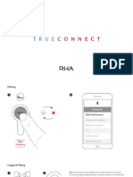 RHA TrueConnect User Guide Ver06