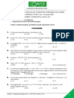 Subiect Comper Matematica EtapaII 2018 2019 ClasaVI