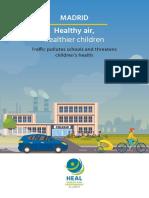 Healthy Air Children Madrid