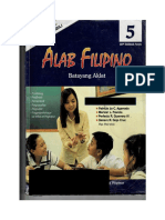 DepEd's Fifth Grade Textbook Alab Filipino (Full)