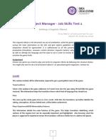 LPM Job Skills Test 2_LinguisticMemo