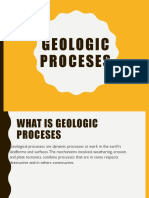 Geologic Proceses